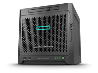 hpe proliant microserver gen10 x3421 16gb u 4lff nhp sata. Black Bedroom Furniture Sets. Home Design Ideas